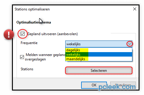 Optimaliseren 4