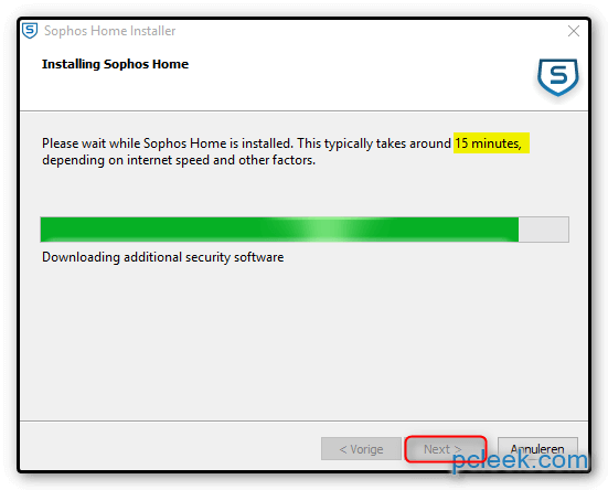how to download sophos 9xp.exe in mac