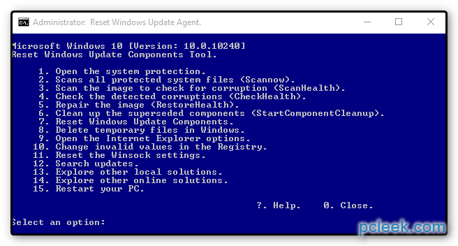 Windows Update Agent 2